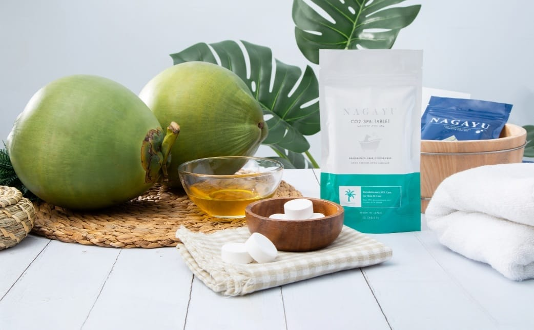 Nagayu spa co2 skin treatment